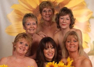 The Woodford Calendar Girls